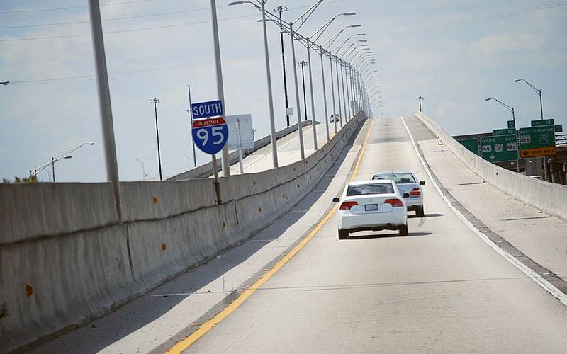 Interstate 95 in Florida
